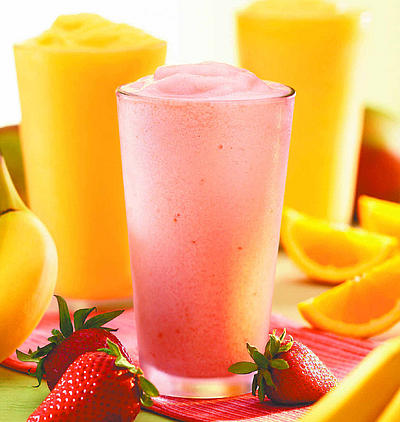 Smoothies for weddings