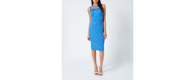 Make sure your bridesmaids have got a killer bod to rock this figure hugging frock. Team with some killer heels and bag a bargain at only £27.99 down at New Look.
